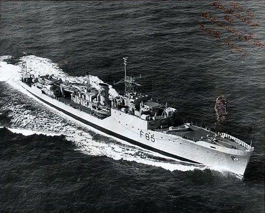 Hms Keppel Blackwood Class Frigate Royal Navy Ships Navy Day Royal Navy
