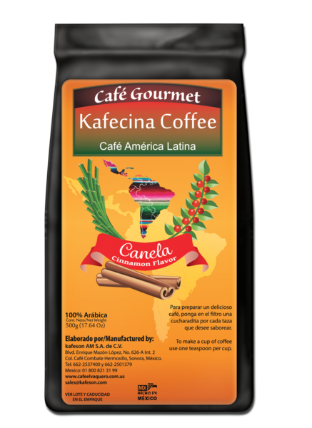 Café Gourmet Canela Fresh coffee beans, Coffee flavor