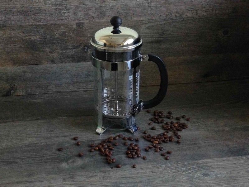 Bodum Kaffeebereiter Kaffee Kochen Nach Der French Press Methode Einfach Aber Sehr Lecker Kaffeekenner Werden Es Lieben