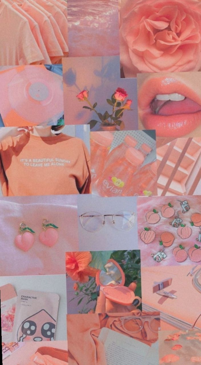 7 Cute Aesthetic Collage Pink In 2020 Aesthetic Iphone Wallpaper Aesthetic Pastel Wallpaper Aesthetic Wallpapers
