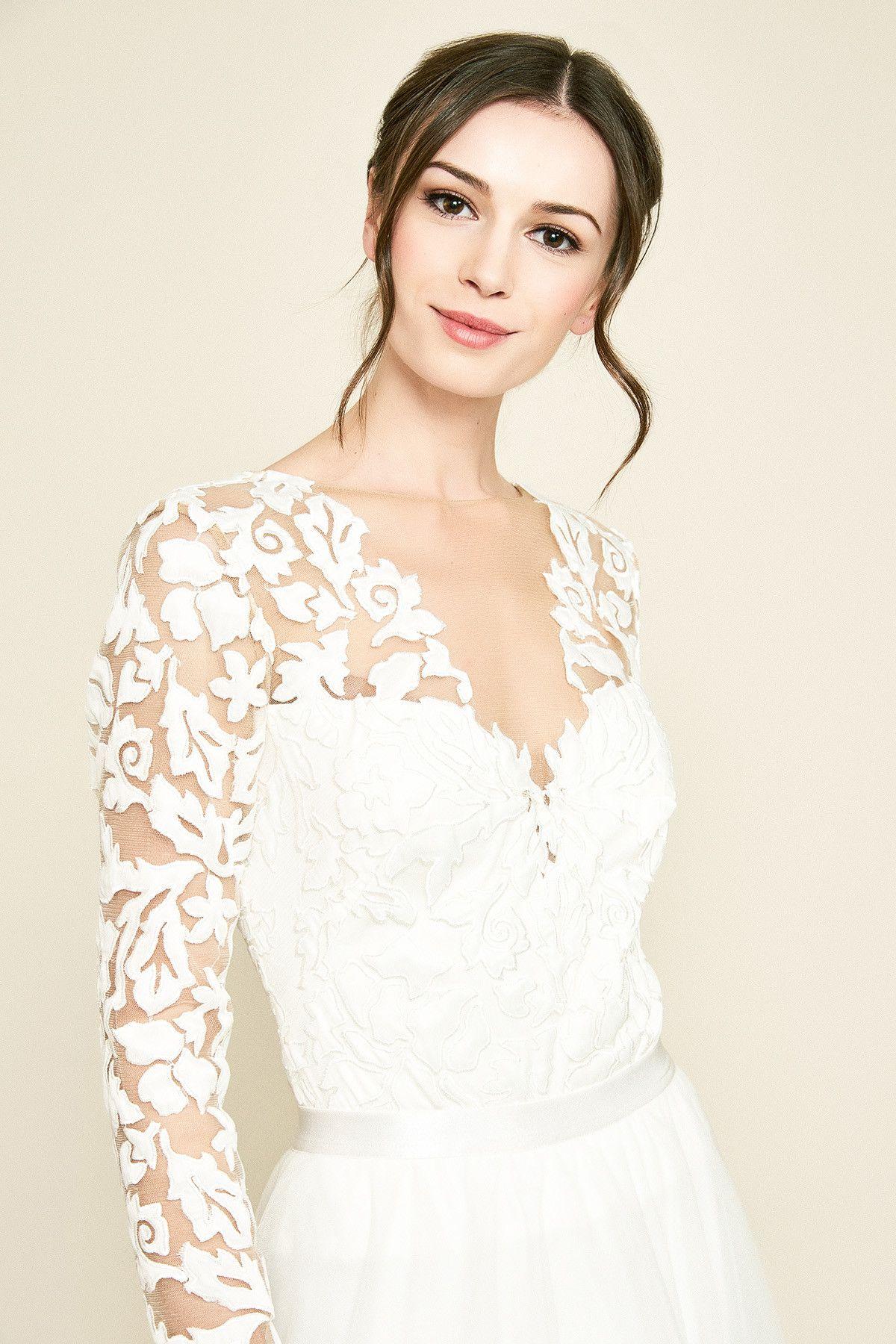 33+ Sleeve bodysuit wedding dress ideas in 2021