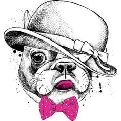 Bulldog Frances · imagens para sublimação em camisetas femininas - Pesquisa  Google Dog Art 5251a3b7c0086