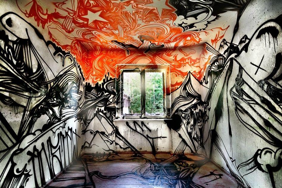 """Matthias Gephart """"La Lichtquelle aka Fenster zur Welt"""" www.box-32.com"""