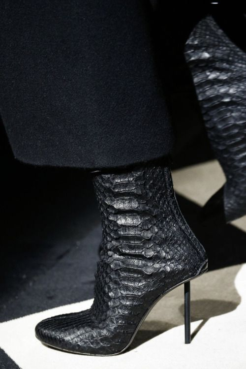Haider Ackermann Fall 2015