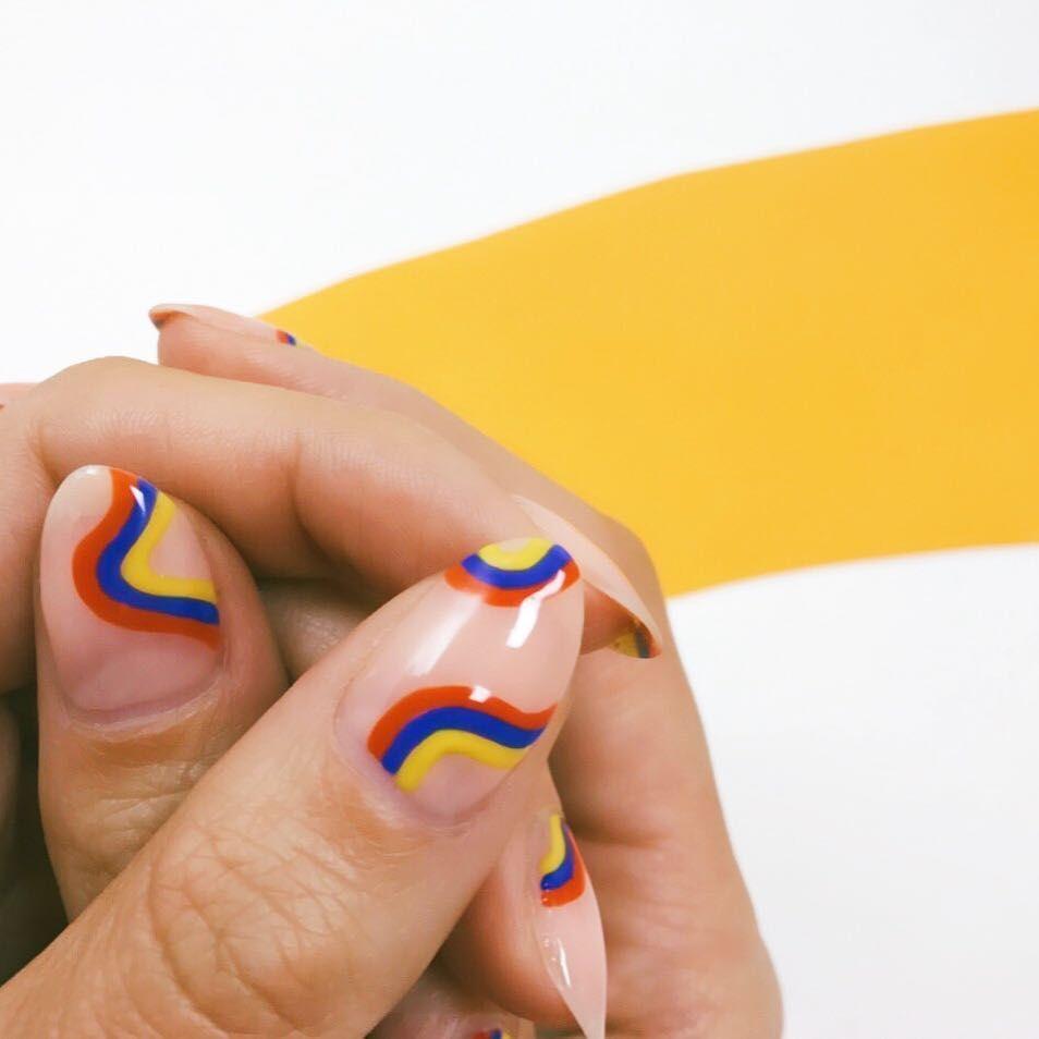 Modern D Fancy Nails Embellishment - Nail Art Ideas - morihati.com