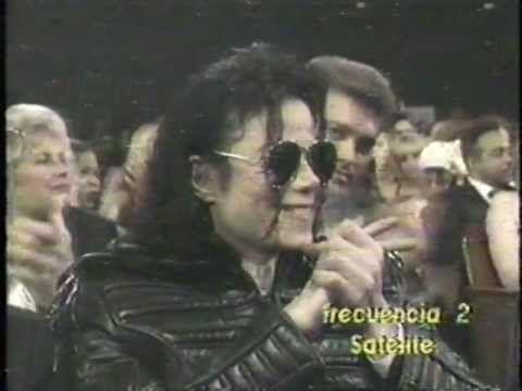 Michael Jackson - Premio al artista más internacional - American Music Awards 1993