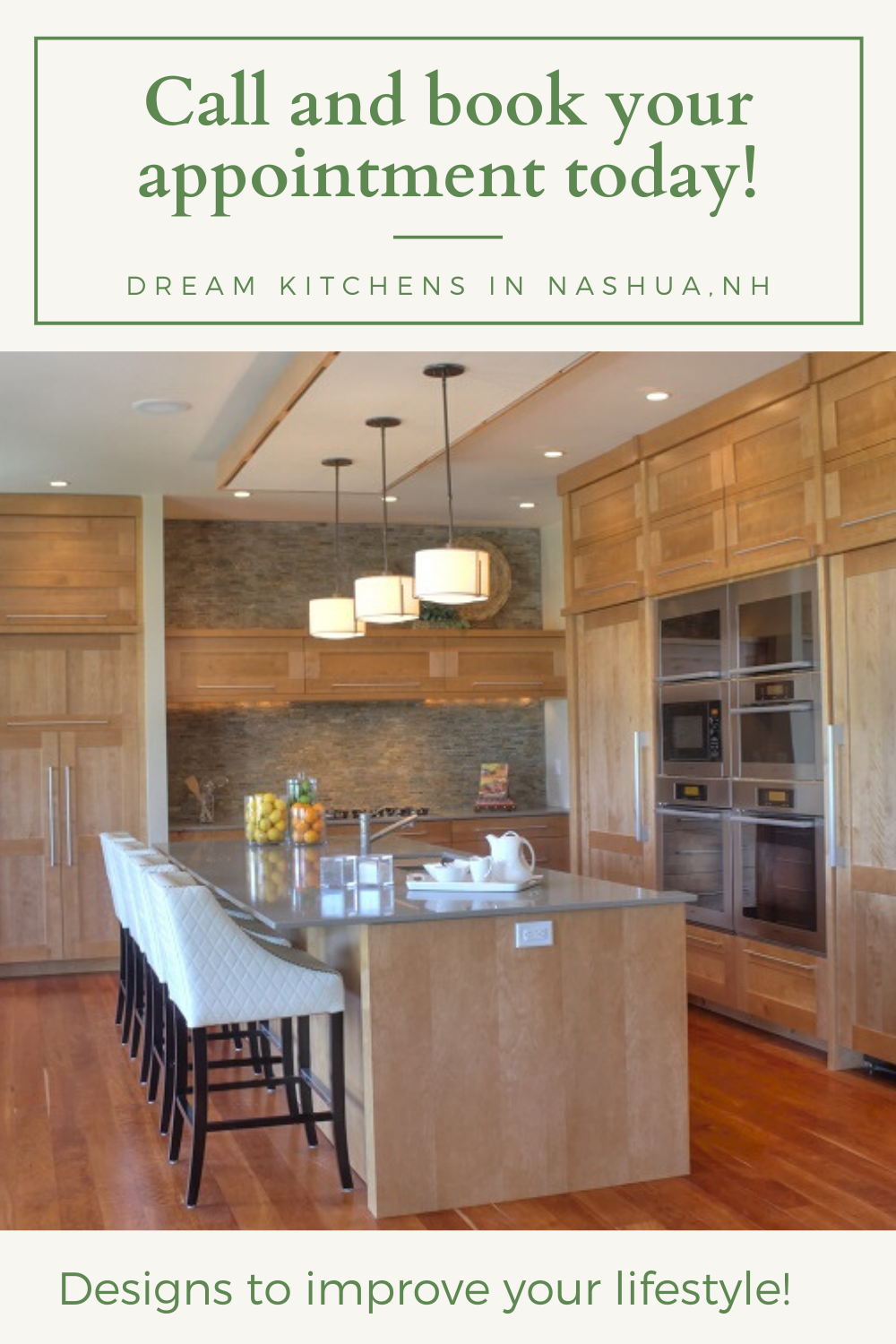 Book Your Appointment Today Dream Kitchens In Nashua Nh In 2020 Kitchen Remodel Kitchen Remodel Design Kitchen And Bath Design
