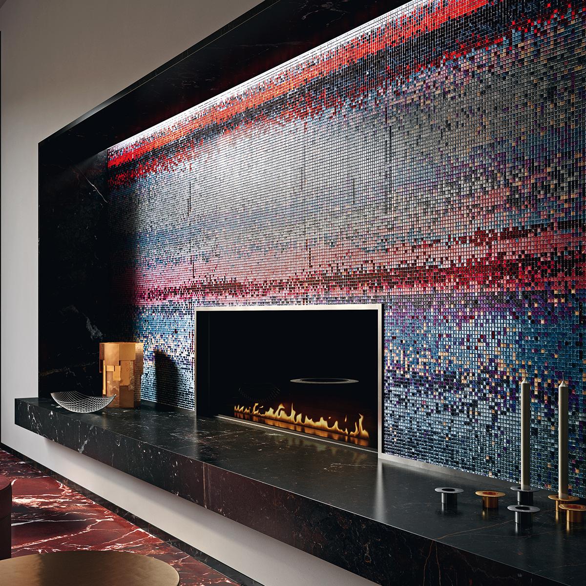 Pixall Modern House Fireplace Design Interior Design Elements