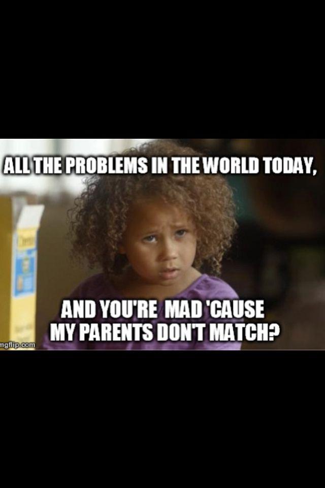 Mixed people problems. Lol @iiLUVwaffles779 | Mixed girl ...