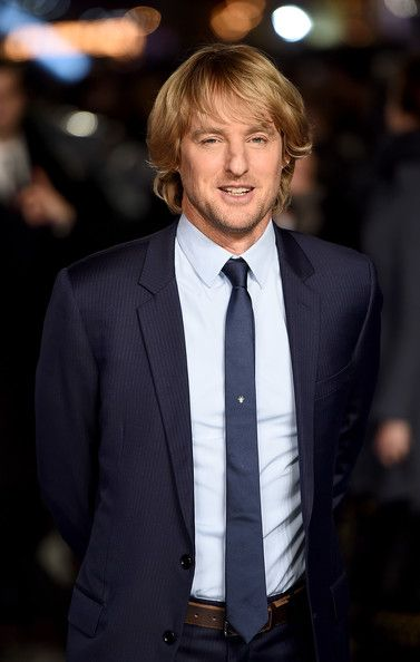 Owen Wilson #suits up in Dior Homme - Night at the Museum: Secret of the Tomb Premiere