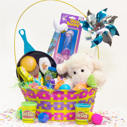 Find no hassle easter basket ideas for children teens and pet find no hassle easter basket ideas for children teens and pet easter negle Gallery