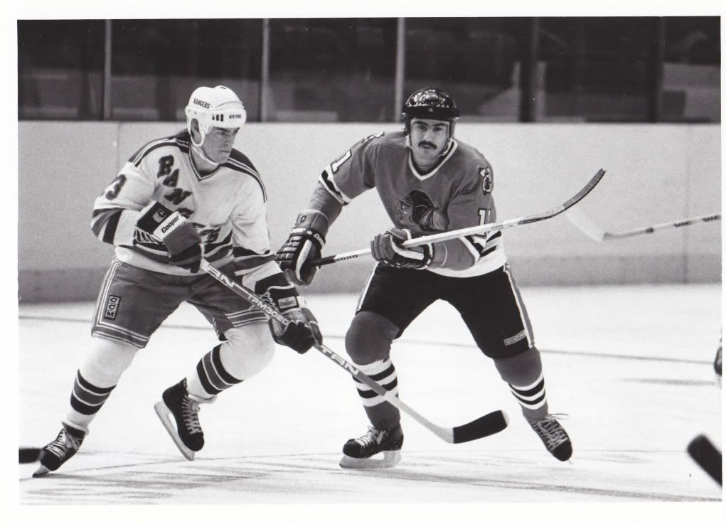 brand new 44791 e5425 Raimo Helminen (New York Rangers 1985–86, Minnesota North ...