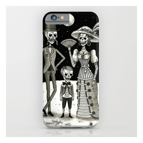 Family Portrait Of The Passed iPhone 6s Case (9.620 HUF) ❤ liked on Polyvore featuring accessories, tech accessories and iphone & ipod cases