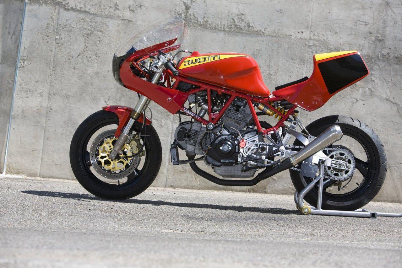 That You Ride - sharonov: Radical Ducati 900 SS