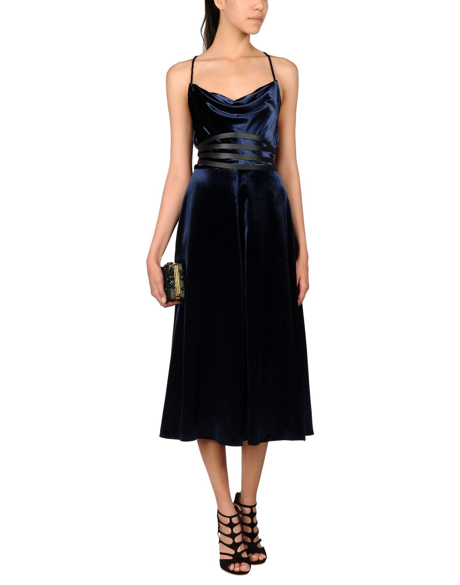 c8880d550b27 Φόρεμα Μήκους 3 4 Valentino Γυναίκα - Φορέματα Μήκους 3 4 Valentino στο YOOX