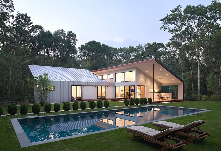 East Hampton House By Eisner Design Part 78
