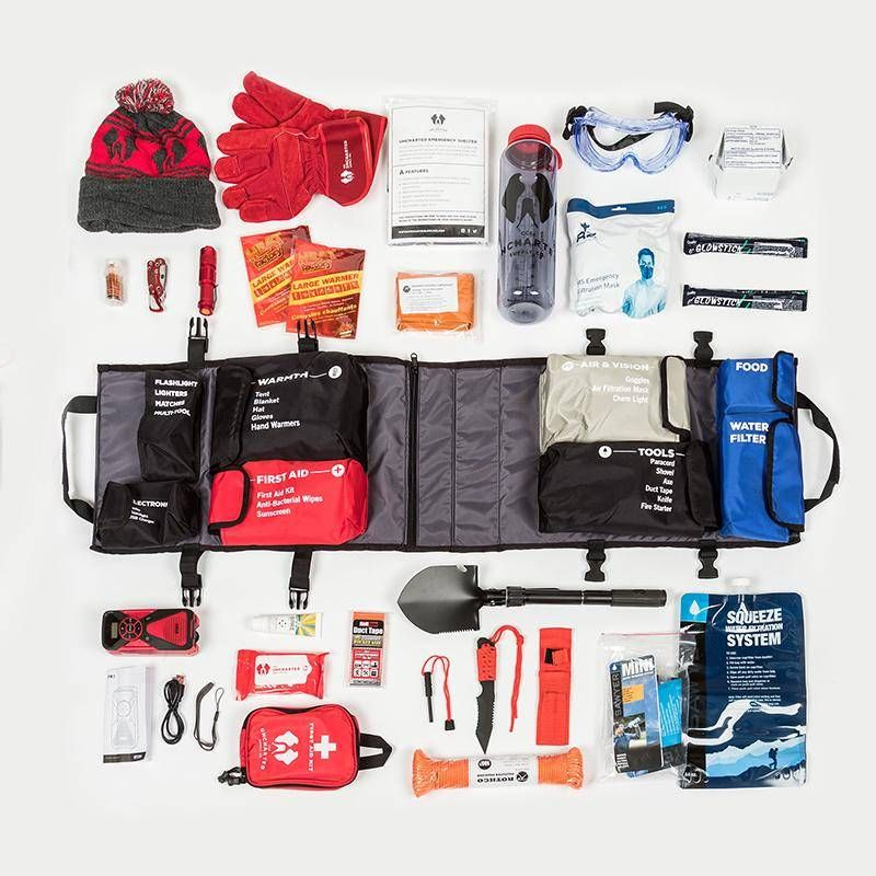 The Ultimate Urban Survival Essentials Checklist | Survival backpack,  Survival essentials, Backpack survival kit