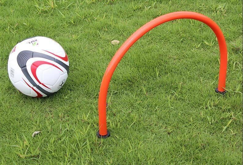 Portable Football Training Arch Non Toxic Plastic Soccer Obstacle Professional Fitness Traini Outdoor Fitness Equipment Training Equipment No Equipment Workout