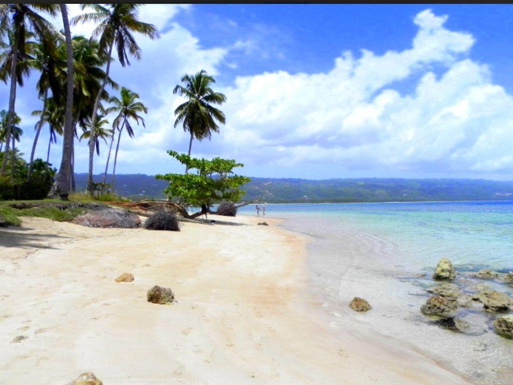 Playa Bonita en las Terrenas Samana.