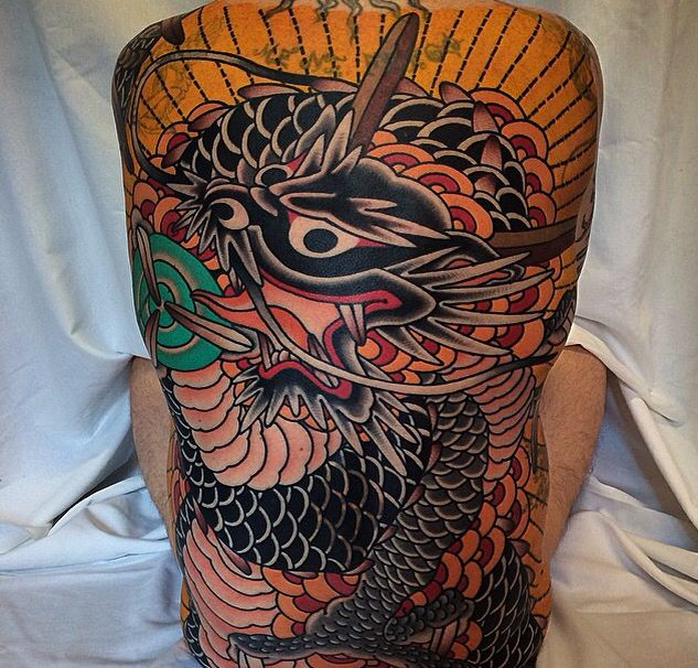 Pin By Marco On Tattoo Vest Back Pieces Alone Tattoo Tattoos Japanese Tattoo