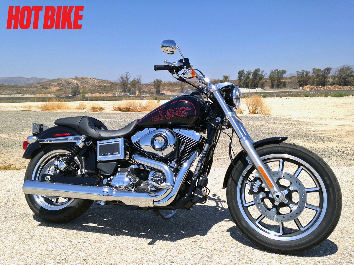 Quick look harley davidson dyna low rider fxdl