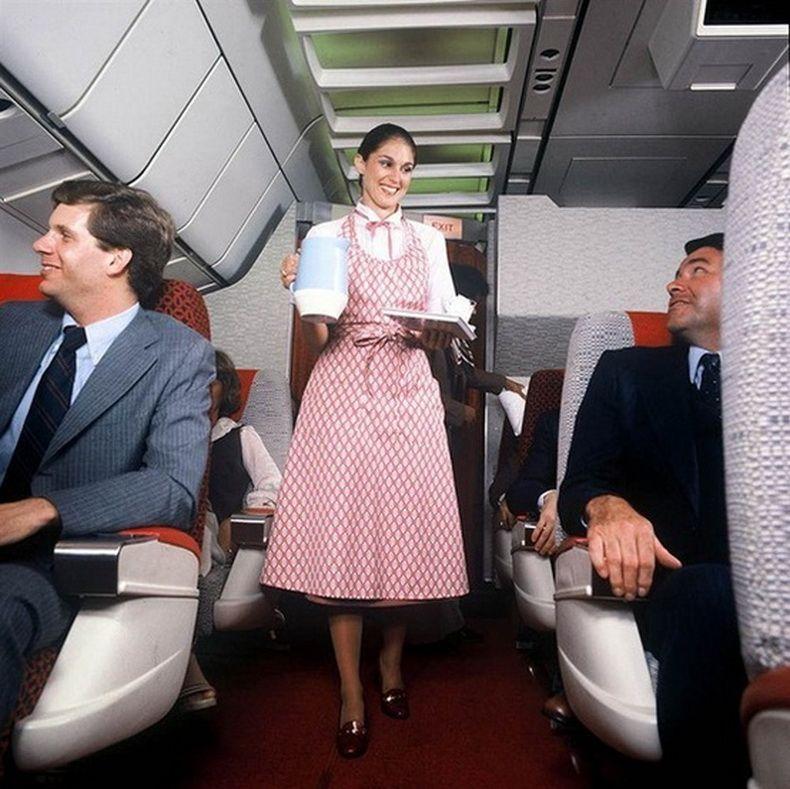 1970s Flight Attendant Flight Attendant Pictures