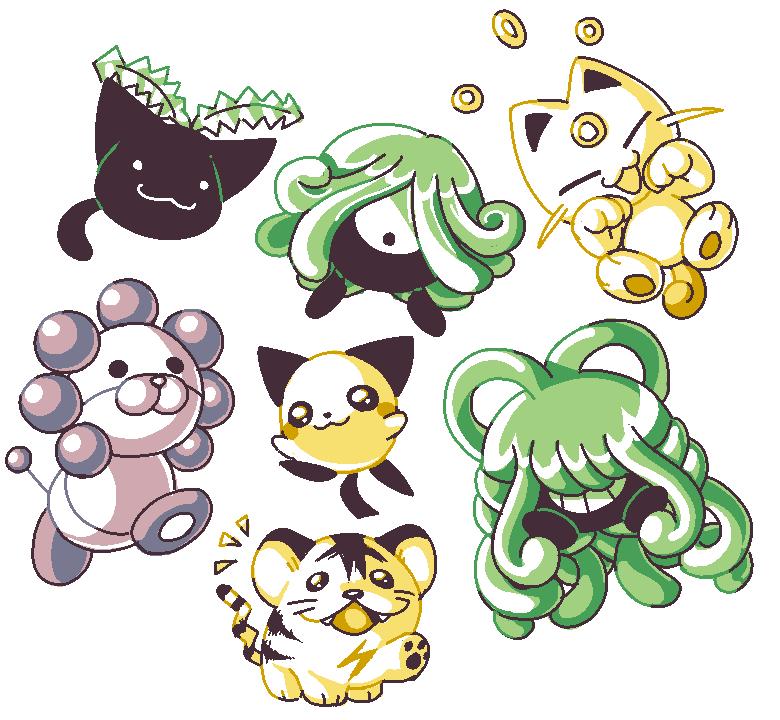 Beta Mons Pokemon Gold Silver Beta Pokemon Gold Pokemon Pokemon