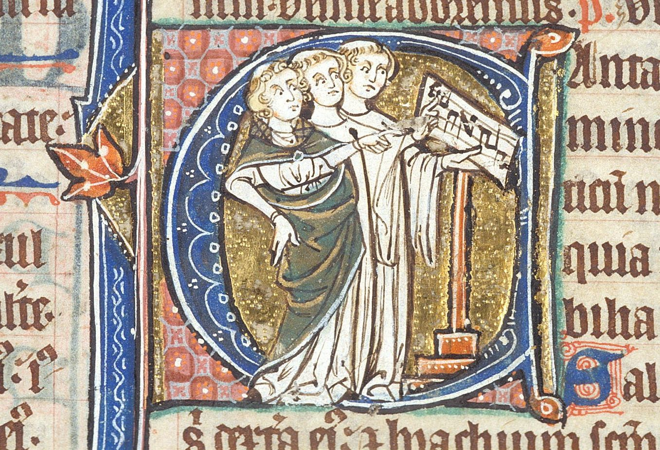 Image result for monastic breviary manuscript