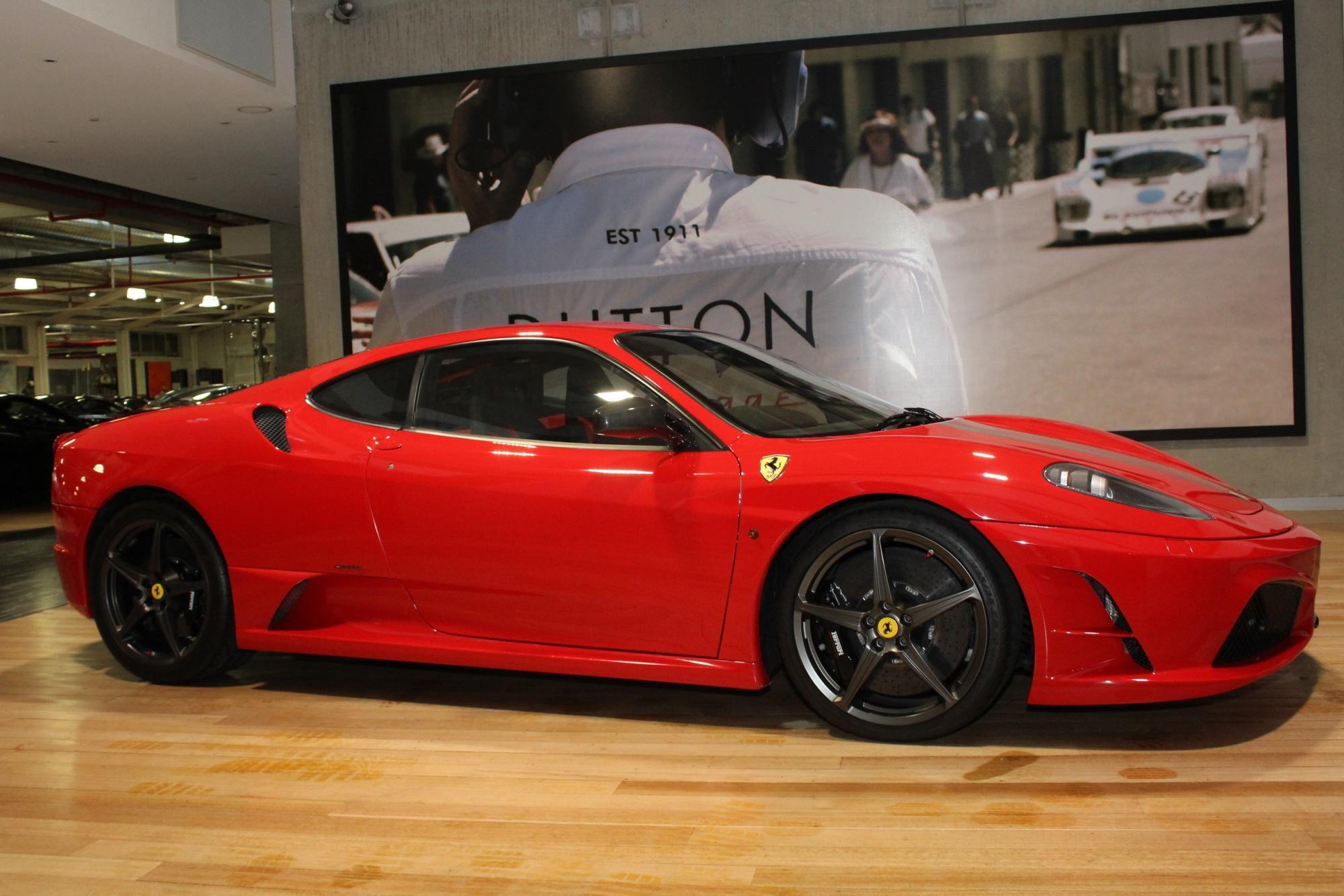2009 Ferrari F430 Scuderia F1 Coupe Ferrari F430 Ferrari Coupe