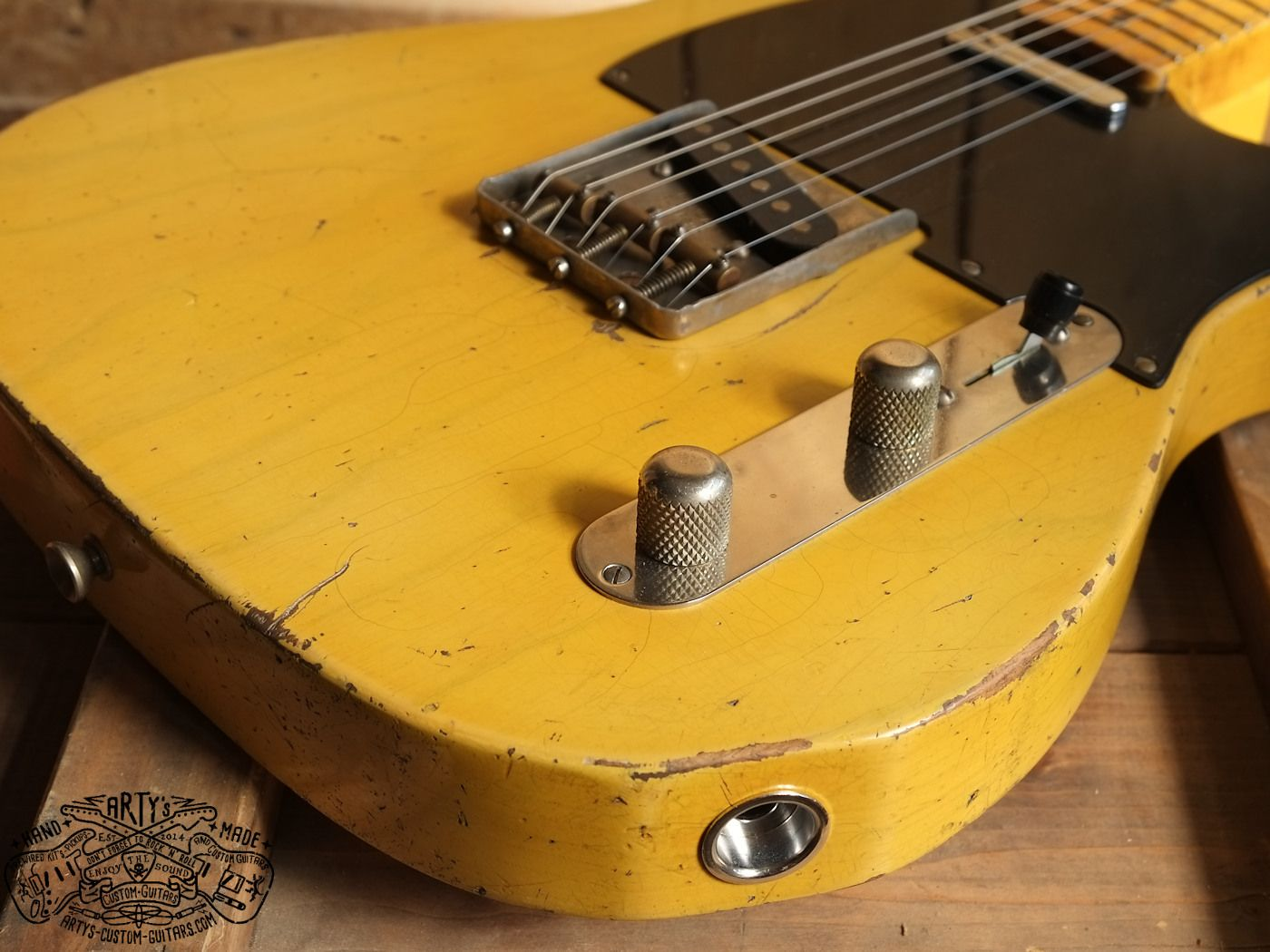 Nocaster 1950 Arty S Relic Repro Broadcaster Blackguard Tele Telecaster Arty S Custom Guitars Fender Guitars Fender Vintage Guitar