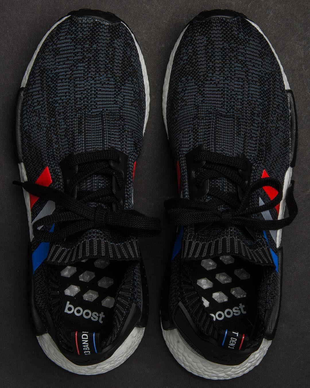 Zapatillas para hombres Adidas NMD tricolor Pinterest NMD, Adidas NMD