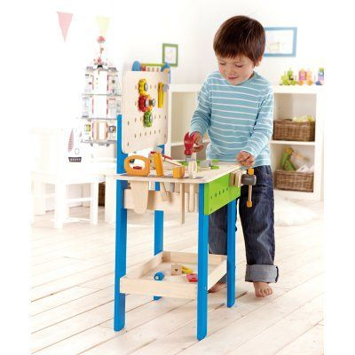 Incredible Hape Master Workbench With Tools E3000 Durable Products Uwap Interior Chair Design Uwaporg