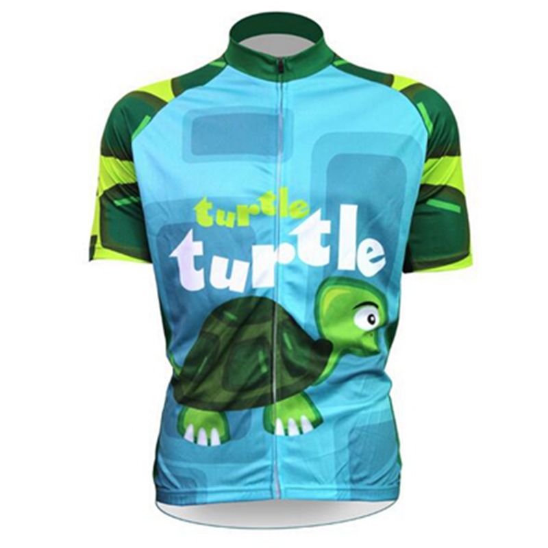 Outdoor Man Woman Summer Cycling Jersey Breathable Sport cartoon Short  Sleeves Top Bike Wear Quick Dry XS-4XL Bicycle Clothing  Affiliate 9681f3954