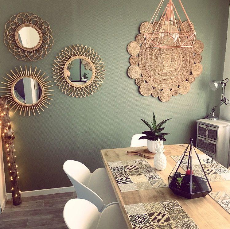 Tapis Rond Jute Une Autre Facon D Embellir Les Murs My Home