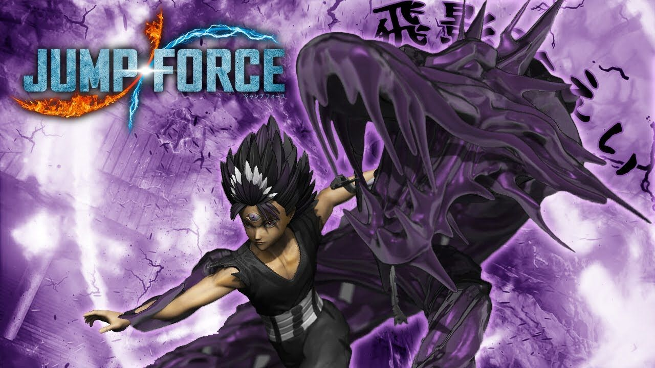 Jump Force Season 2 Hiei Is The Most Requested Dlc Character Hiei Seasons Character