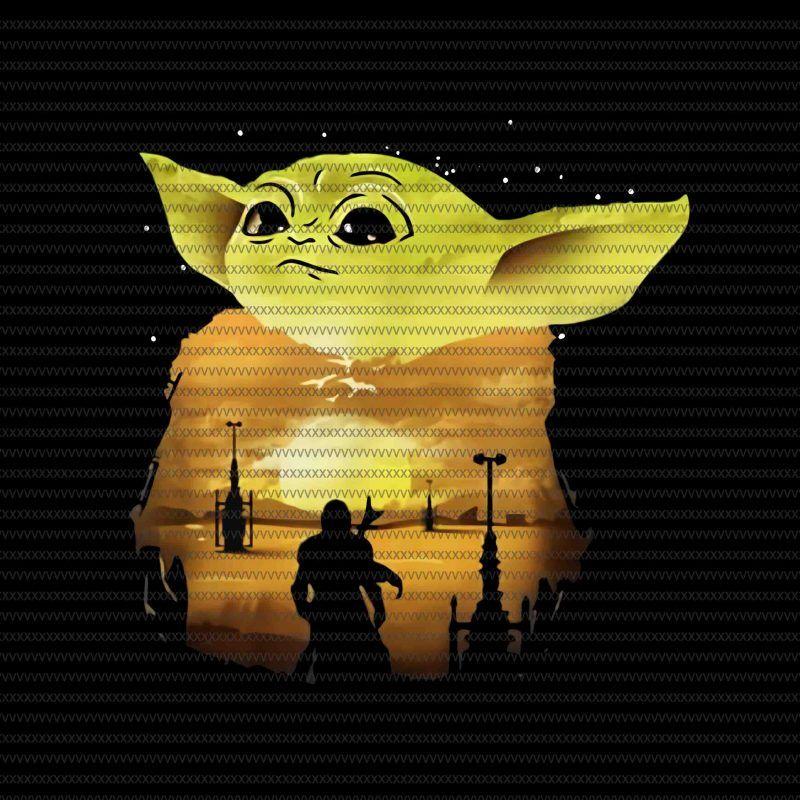The Mandalorian The Child Baby Yoda Png Star Wars Png The Child Png T Shirt Design Png Star Wars Painting Yoda Png Star Wars Art