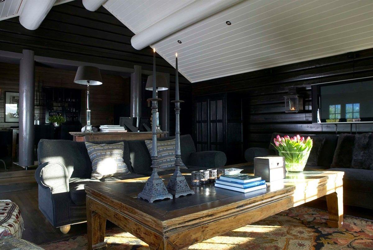 Photo of KVITFJELL – Vakker hytte – fantastisk utsikt, peis, separat sportsrom, solrik. | …