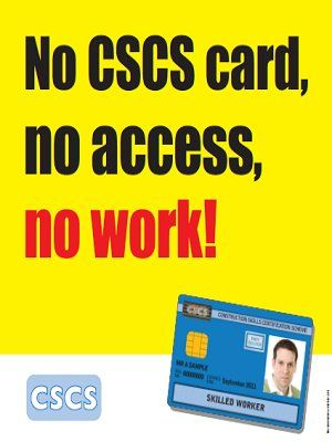 What Is Cscs Card I Get Yourself Helpful Information Of Cscs