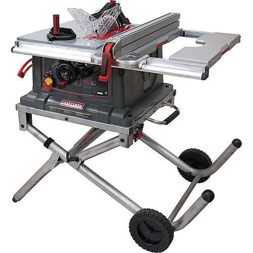 Craftsman 10 Jobsite Table Saw Craftsman Table Saw Jobsite Table Saw Portable Table Saw