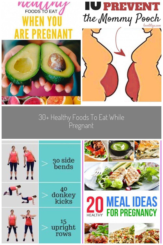 Gesundes Essen während der Schwangerschaft muss nicht einschränkend sein. Hier…   – Schwangerschaft