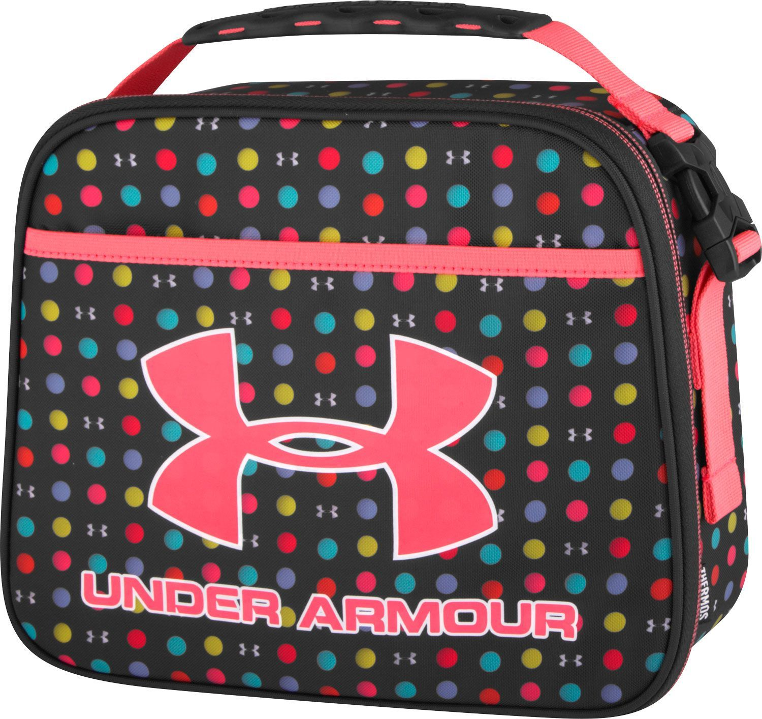 Under Armour S Lunch Box Black