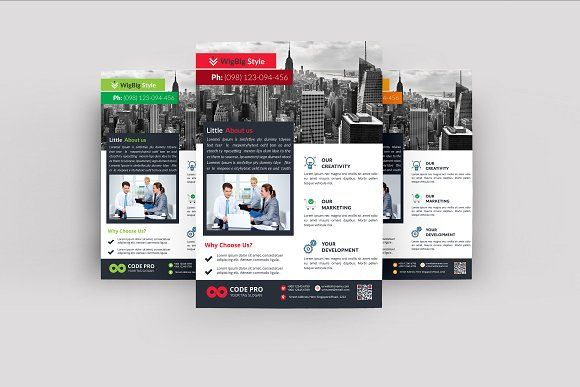 corporate business flyer creativework247 flyer templates flyers