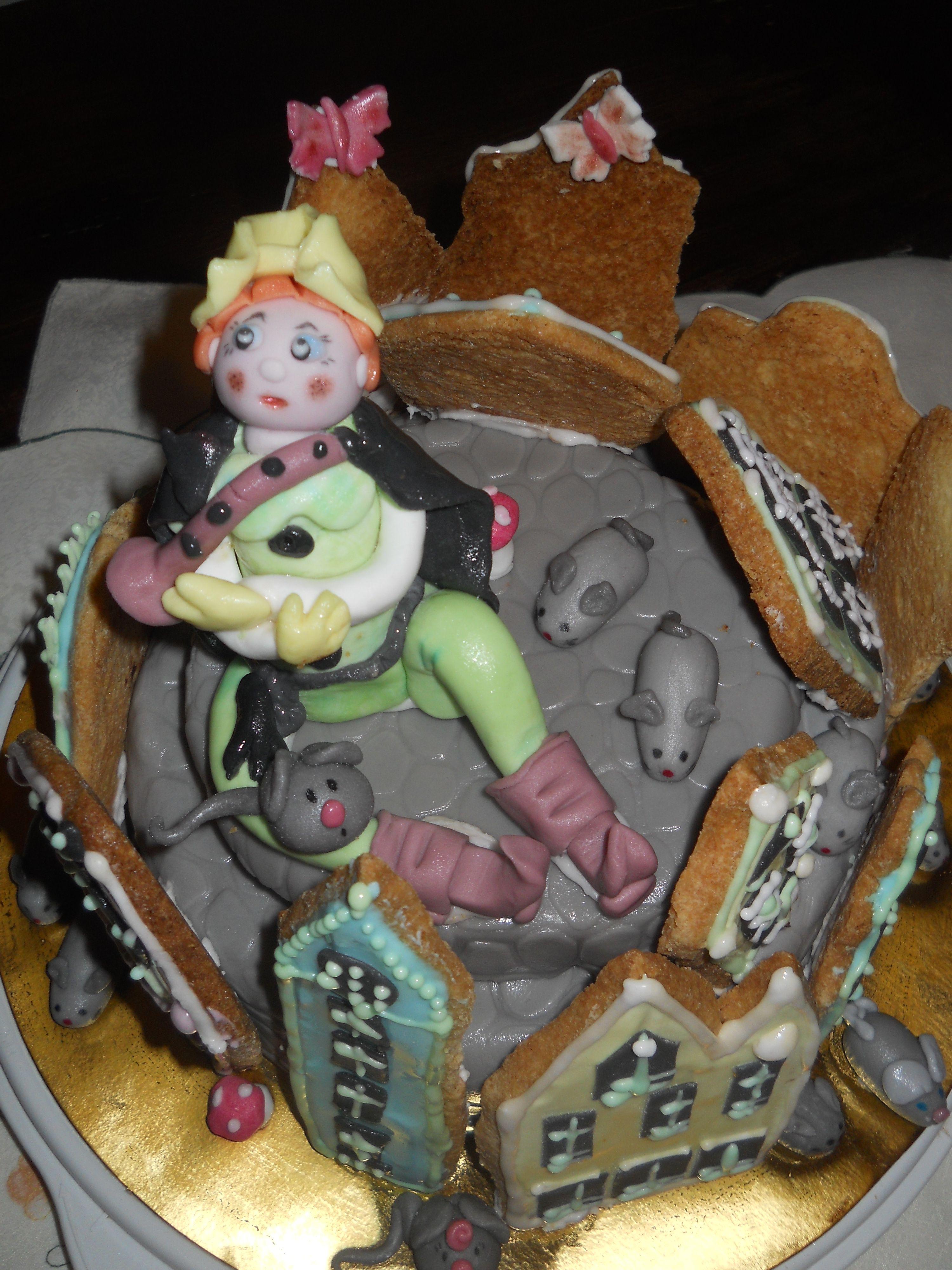 il pifferaio magico gara la torta piu intonata