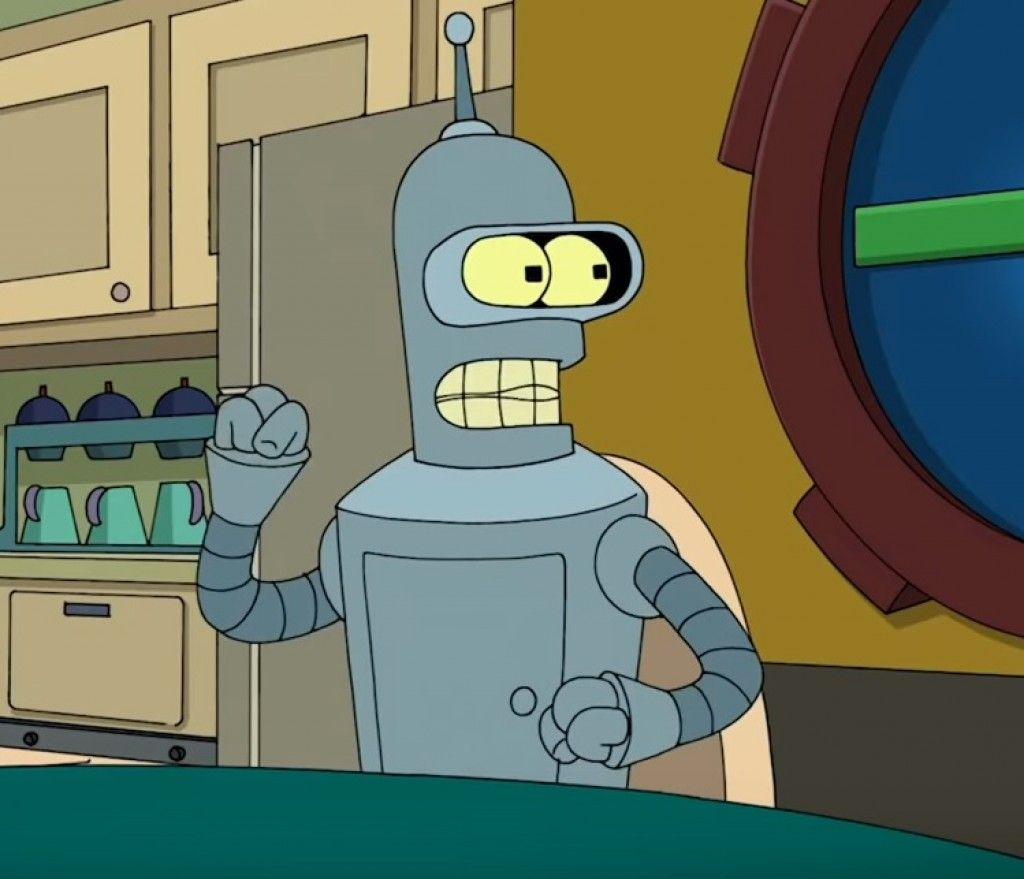 Top 10 Best Futurama Episodes All About Bender Fox Edition