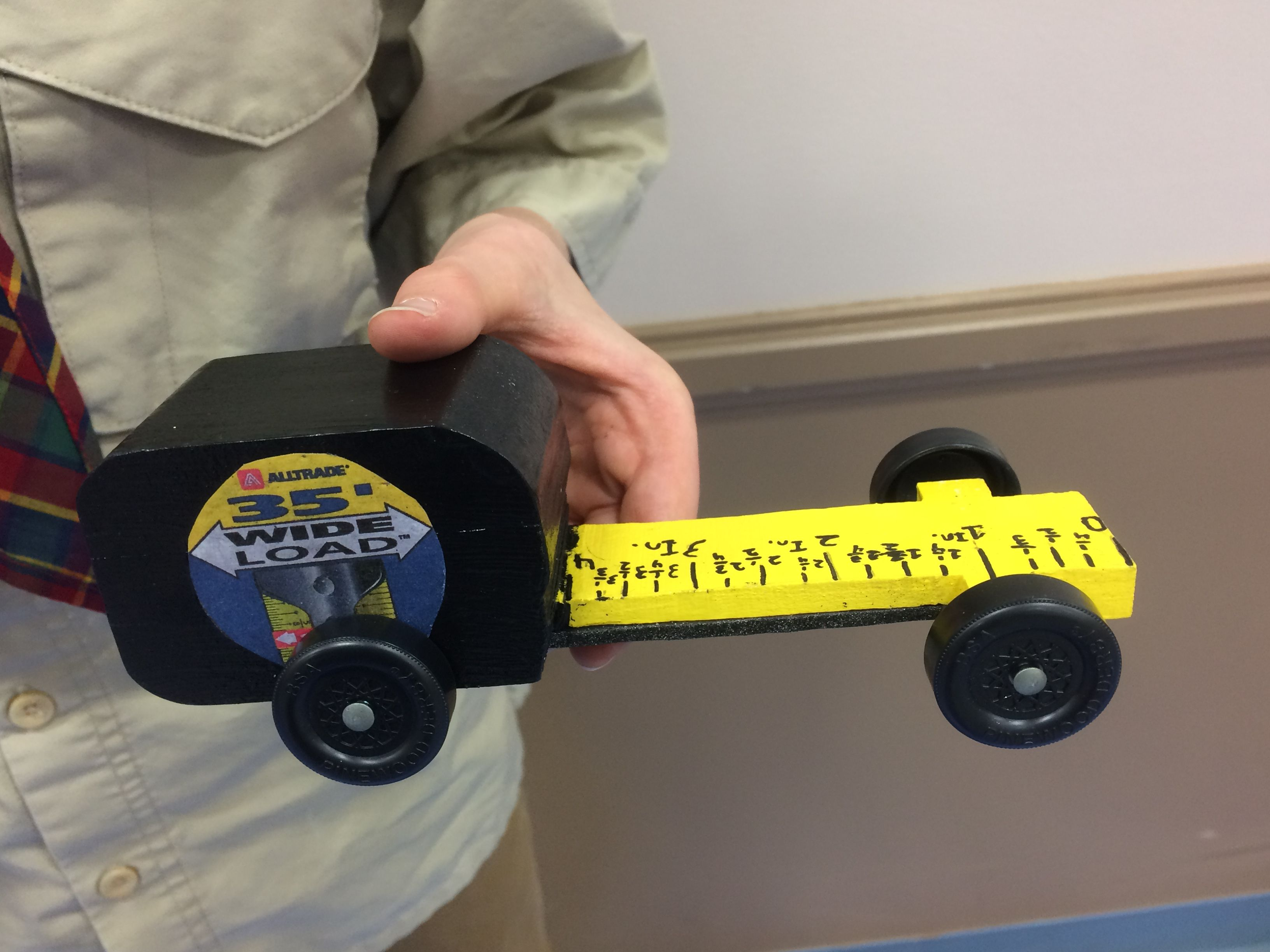 Pin On Pinewood Derby Cars