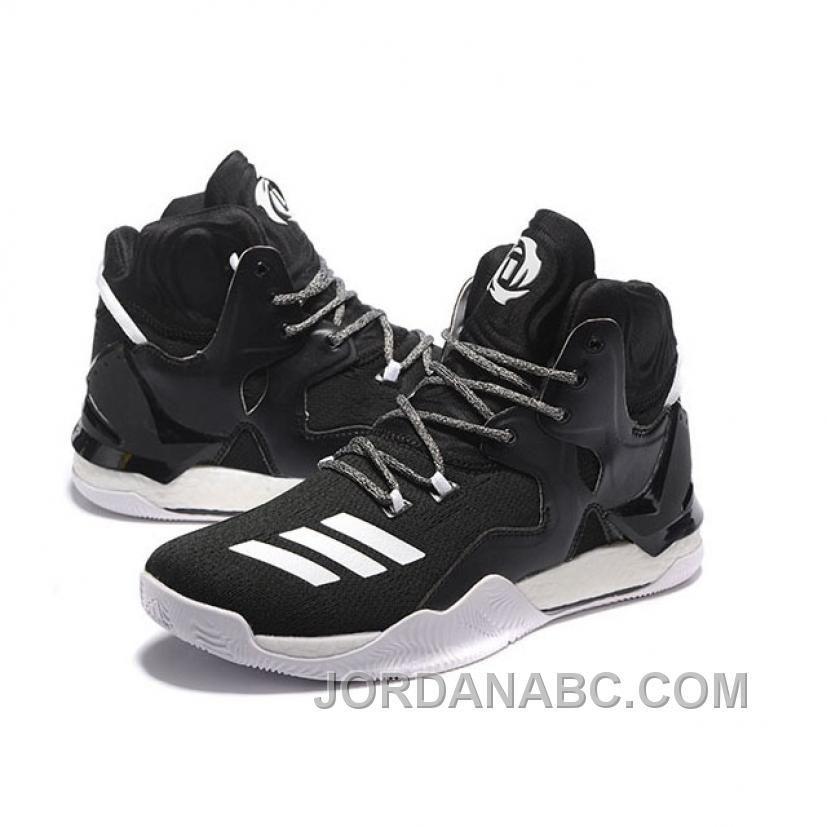 http   www.jordanabc.com adidas-derrick-rose-7-black-white ... 70f39993e145
