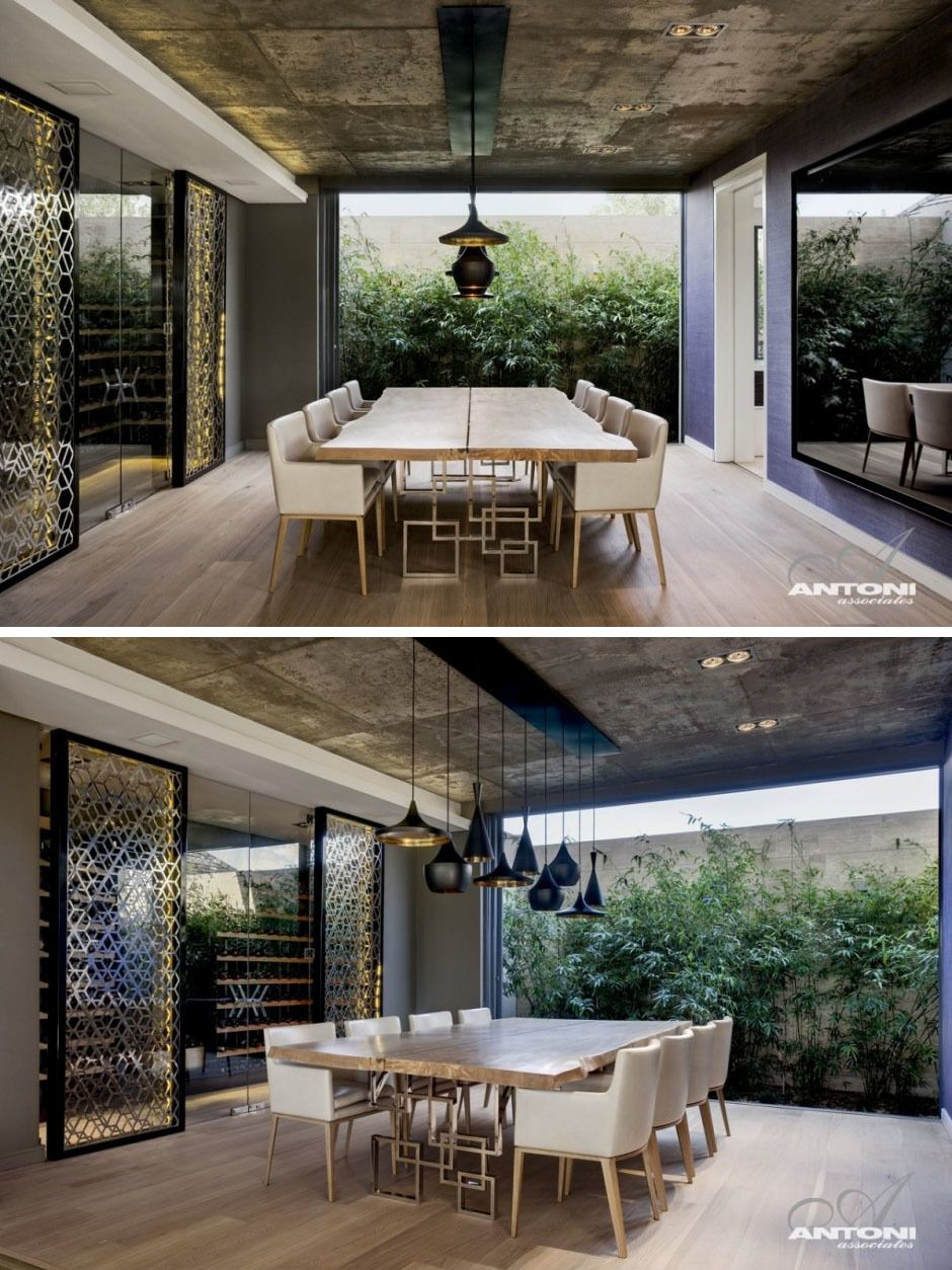 Dining Room Inspiration From A Home In Cape Town South Africa