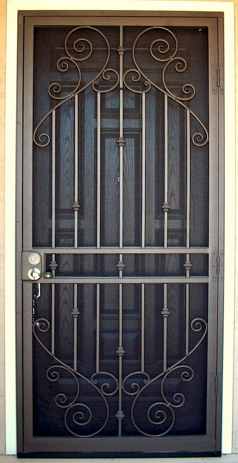 Custom Security Doors Phoenix Security Doors Doors Security