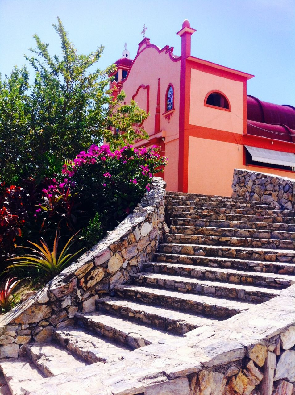 Huatulco Belleza Colonial Que Se Admira En Cada Uno De Sus Muros  # Muebles En Jiquilpan Mich