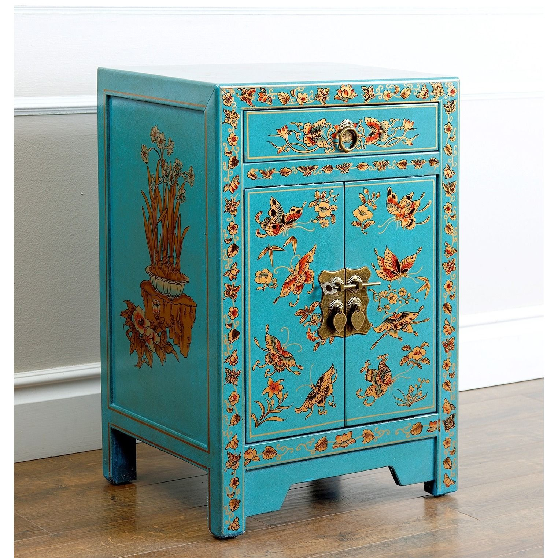 Painted Drawers Boho